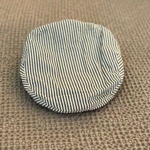 Striped Polo hat